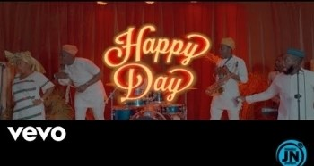 VIDEO: Broda Shaggi – Happy Day